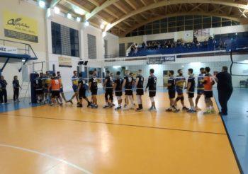 Αγώνας εκτός έδρας Β' Εθνικής Ανδρών Ίωνες-Α.ΚΕ.Ζ